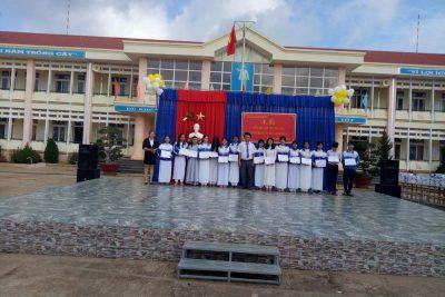 Các hình ảnh ngày Tổng kết và tri ân thầy cô năm học 2018 – 2019